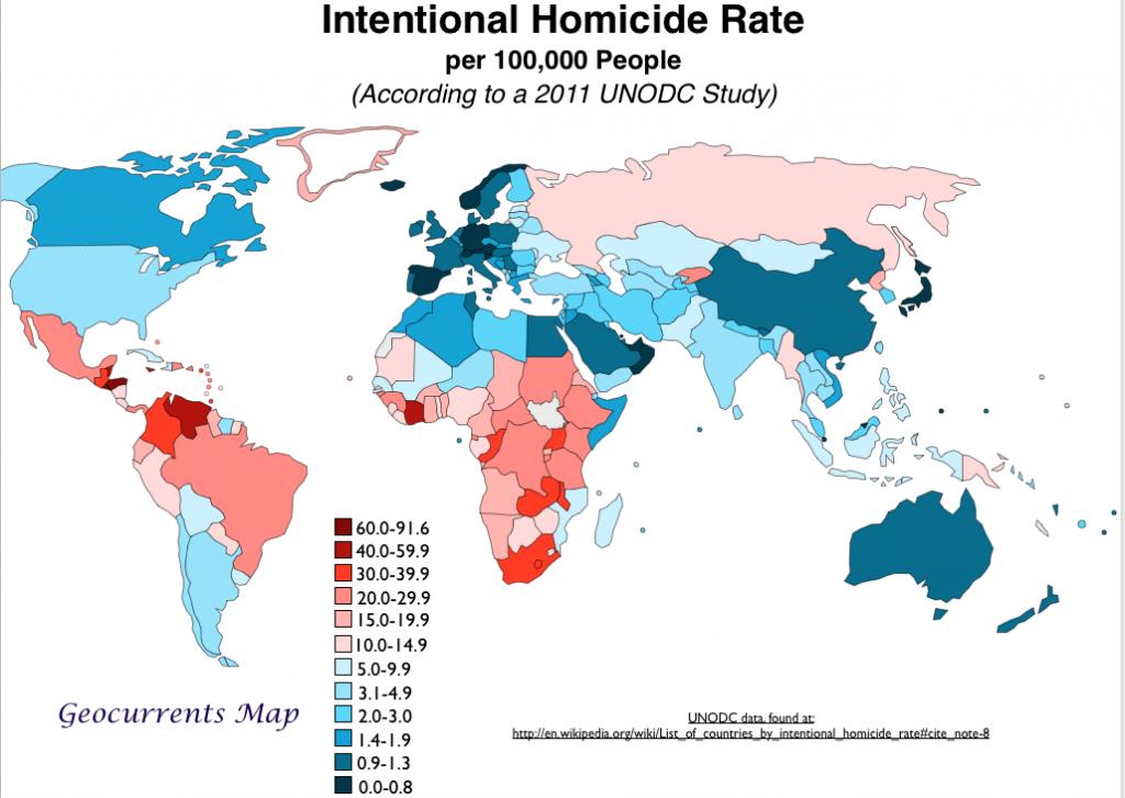 World-Murder-Rate-Geocurrents-Map-1024x726