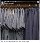 "From Time, ""This Photo of Mark Zuckerberg's Closet is Ridiculous""-- I remember when Time was a respectable magazine and not just clickbait trash."